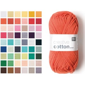 CREATIVE COTTON ARAN