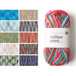 CREATIVE COTTON PRINT ARAN