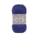 ALIZE FOREVER CROCHET SIM 141 ROYAL BLUE