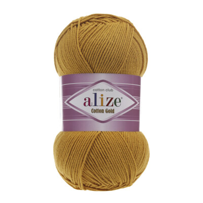ALIZE COTTON GOLD 2 MUSTARD