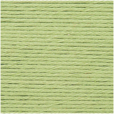 RICO CREATIVE COTTON ARAN PISTAZIE