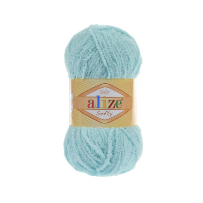 ALIZE SOFTY 669 LIGHT TURQUOISE