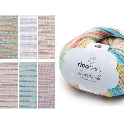 RICO BABY DREAM LUXURY TOUCH DK