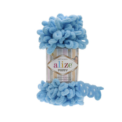 ALIZE PUFFY 287 TURQUOISE