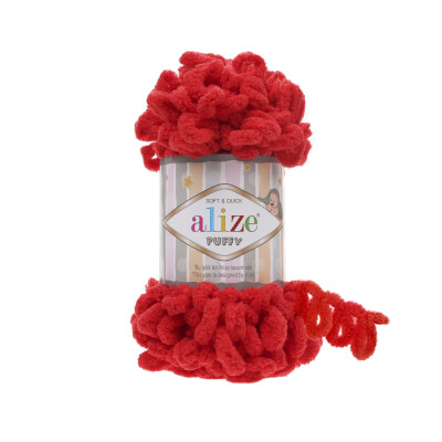 ALIZE PUFFY 56 RED