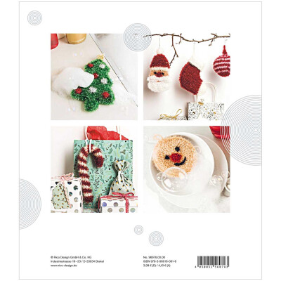 Rico Creative BUBBLE CLASSICAL X-MAS Anleitungsheft