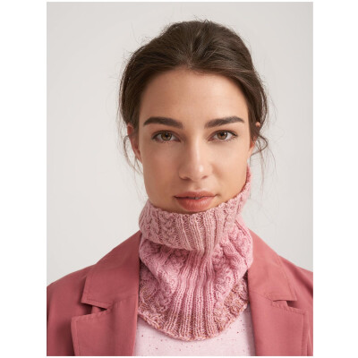 RICO CREATIVE WOOL DEGRADE ROSA-NATUR