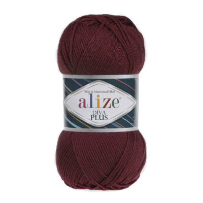 ALIZE DIVA PLUS 57 BORDEAUX