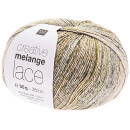 RICO CREATIVE MELANGE LACE OLIV MIX