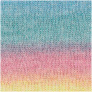 RICO FASHION COTTON LIGHT & LONG DK MULTICOLOR