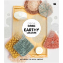 Rico Creative BUBBLE EARTHY COLOURS Anleitungsheft