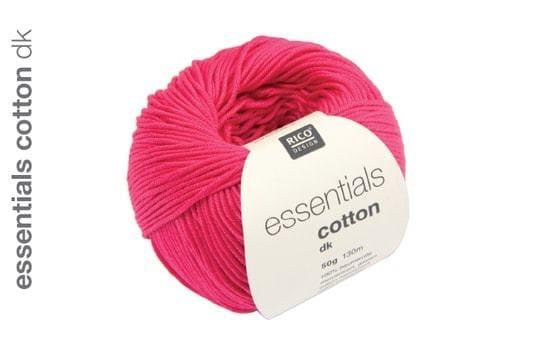 Rico Essentials Cotton Dk